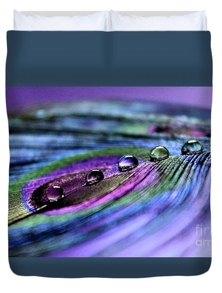 Soul Reflections Duvet Cover