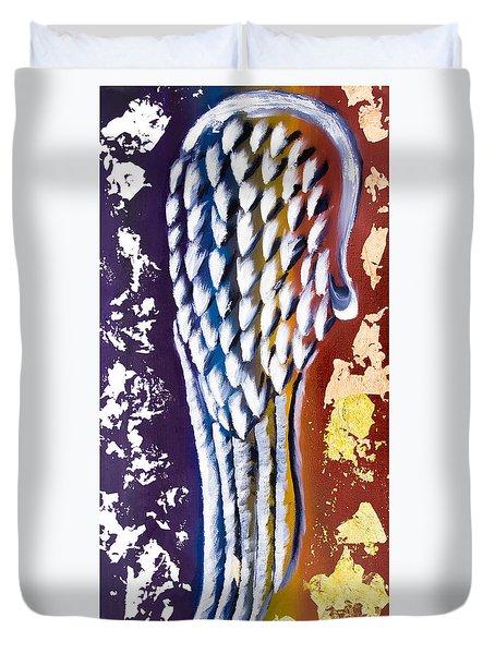 Royal Order Of Angels Duvet Cover