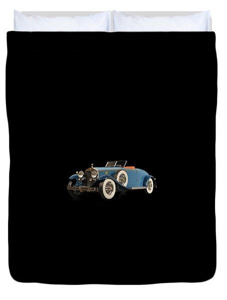 Royce Phantom II Duvet Cover