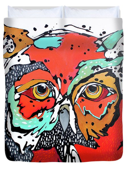 Ruby Two Duvet Cover