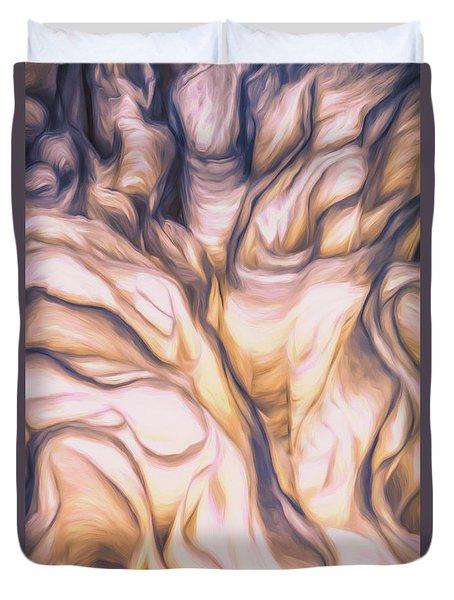 Ruffles Duvet Cover