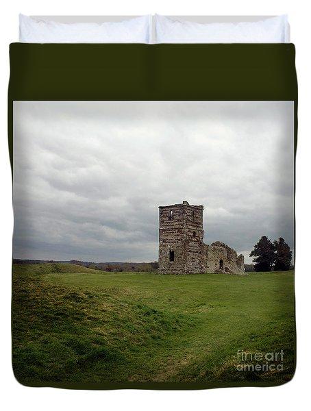 Ruin Duvet Cover