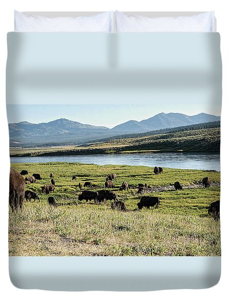 Rumble Duvet Cover