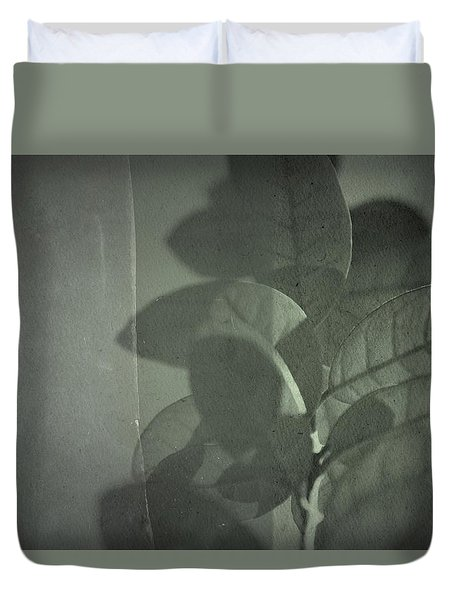 Duvet Cover featuring the photograph Runaway by Mark Ross