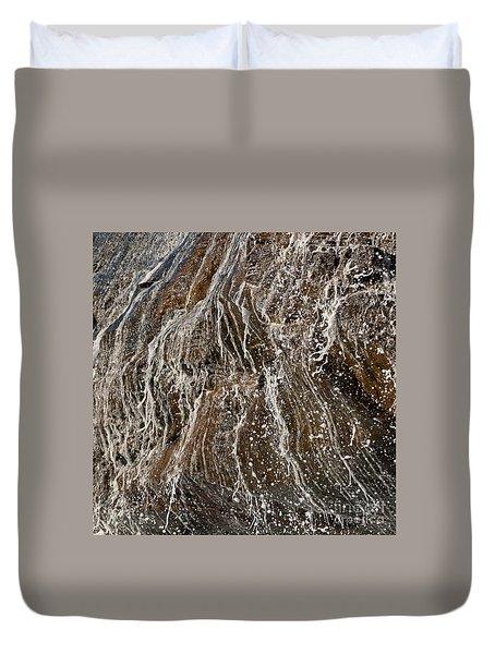 Runoff Duvet Cover