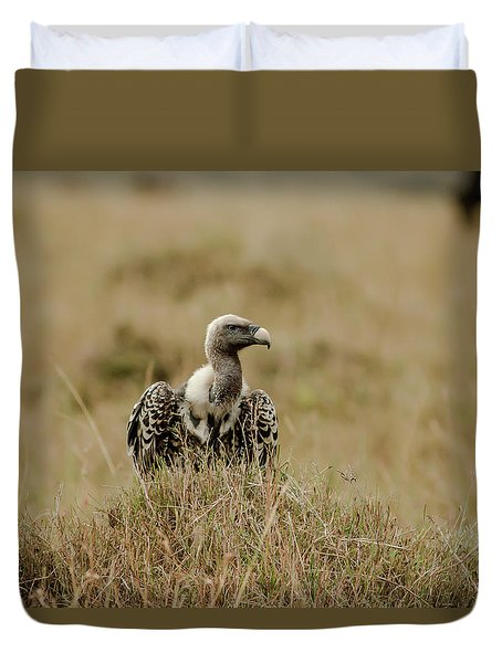 Ruppells Griffon Vulture Duvet Cover