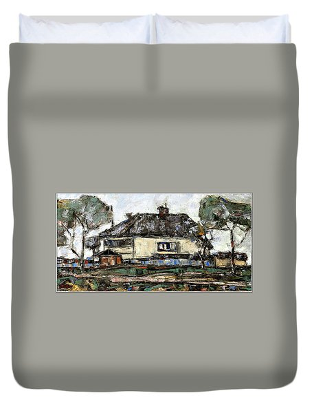 Rural Landscape 21 Duvet Cover