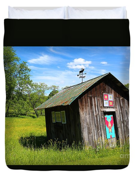Rural Panache Duvet Cover