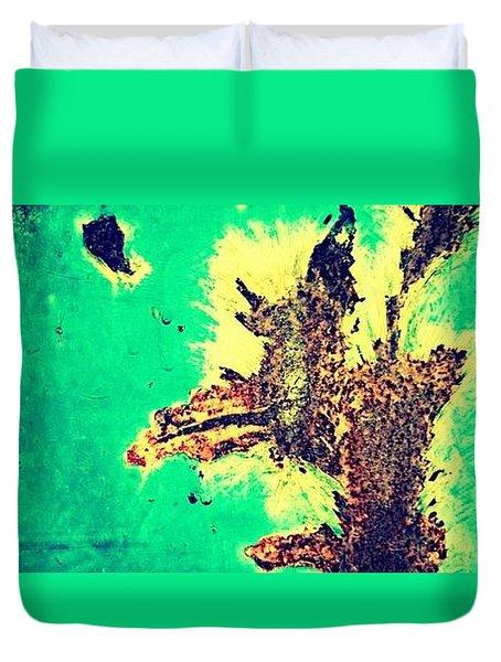Rust 2  Duvet Cover