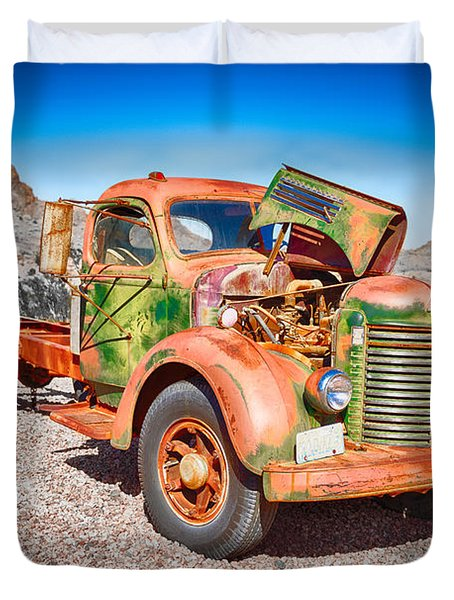 Rusted Classics - The International Duvet Cover