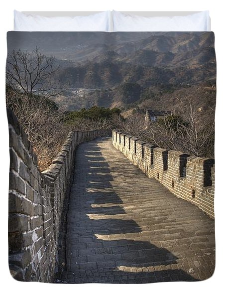 Rusti  Great Wall Hdr Duvet Cover