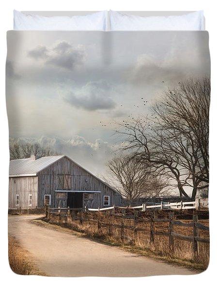 Rustic Lane Duvet Cover