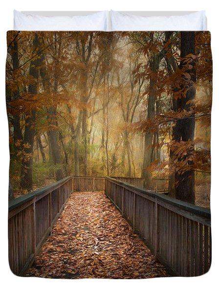 Rustic Woodland Duvet Cover