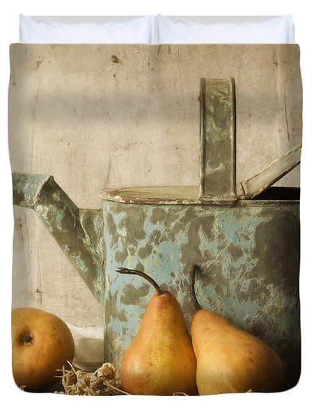 Rustica Duvet Cover by Amy Weiss