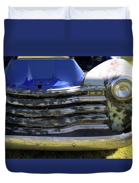 Rusty Detail Duvet Cover