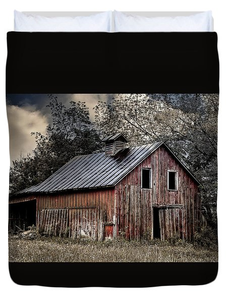 Rusty Shack Duvet Cover