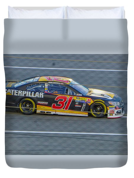 Ryan Newman Duvet Cover