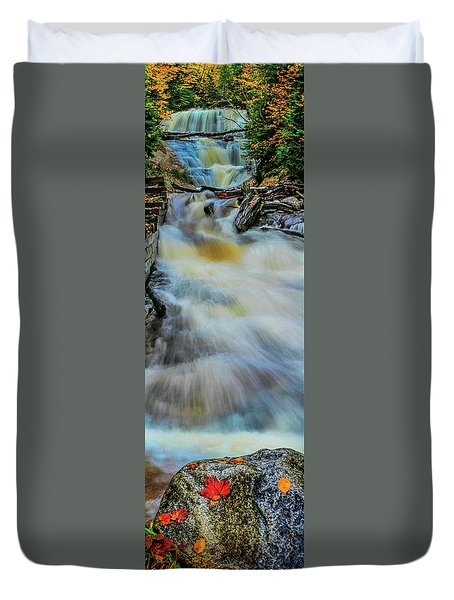 Sable Falls Duvet Cover