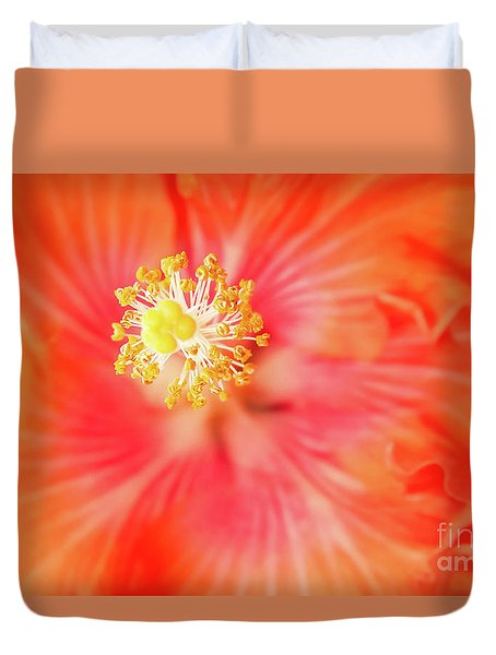 Sacred Song Duvet Cover