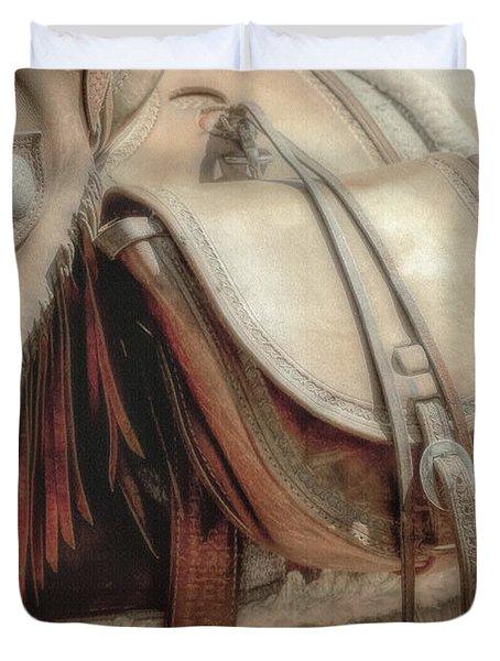 Saddle Bag Duvet Cover