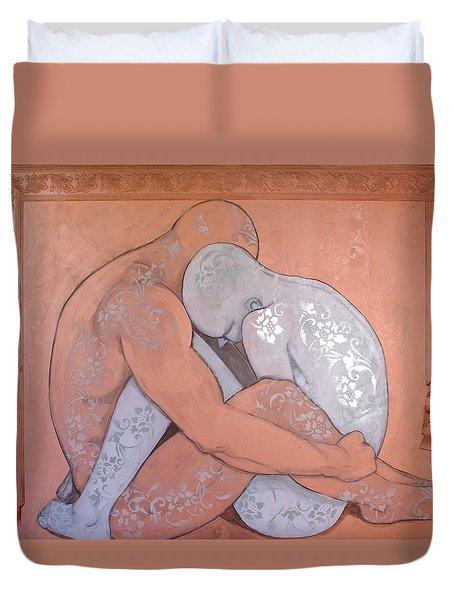 Safe 3 - No Seam Duvet Cover by Darlene Graeser