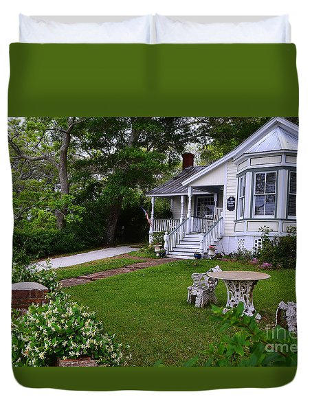 Safe Haven House Southport Duvet Cover