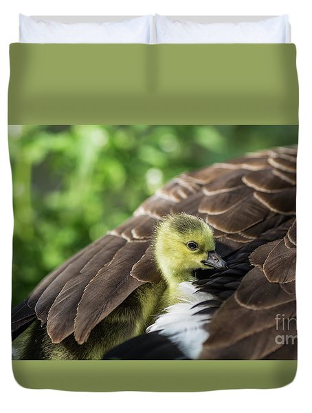 Safe Place Duvet Cover
