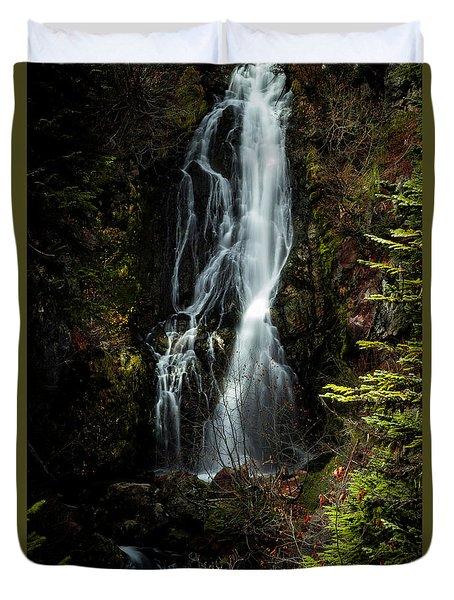 Sahale Falls Duvet Cover