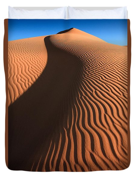 Sahara Dune II Duvet Cover