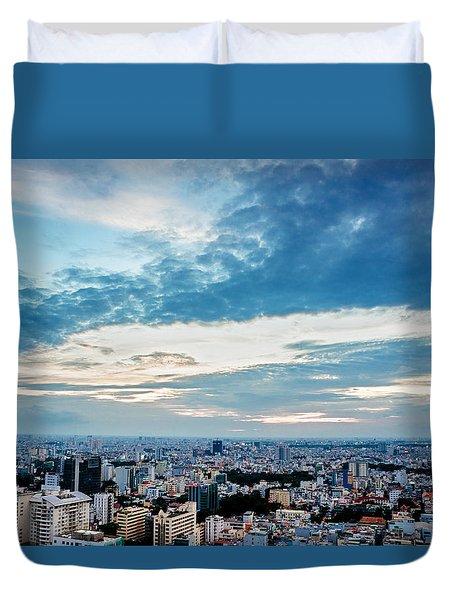 Sai Gon Afternoon Duvet Cover