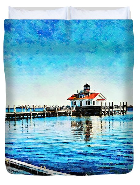 Sail Away Duvet Cover