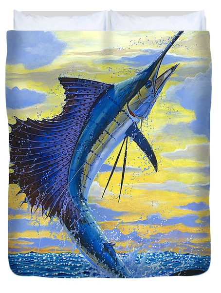 Sailfish Point Off00158 Duvet Cover