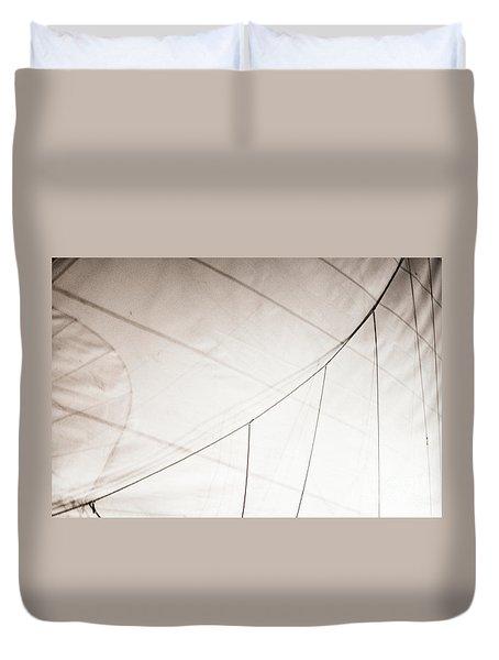 Sailing Details Duvet Cover