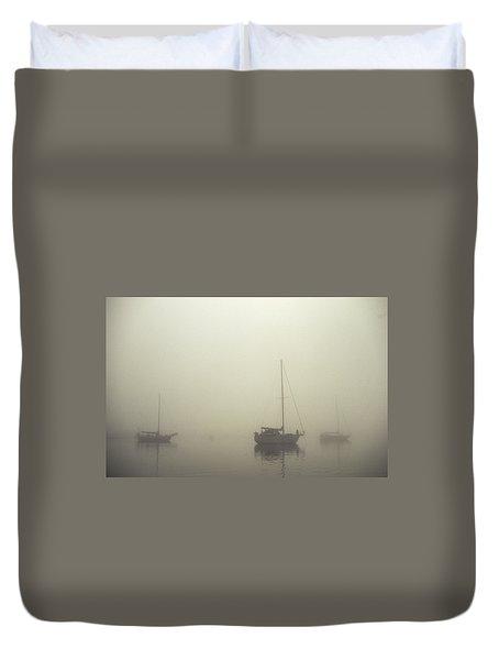 Solitude Duvet Cover