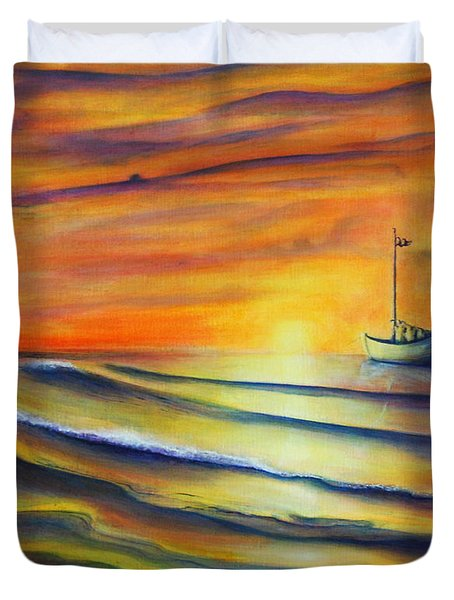 Sailor's Delight Duvet Cover