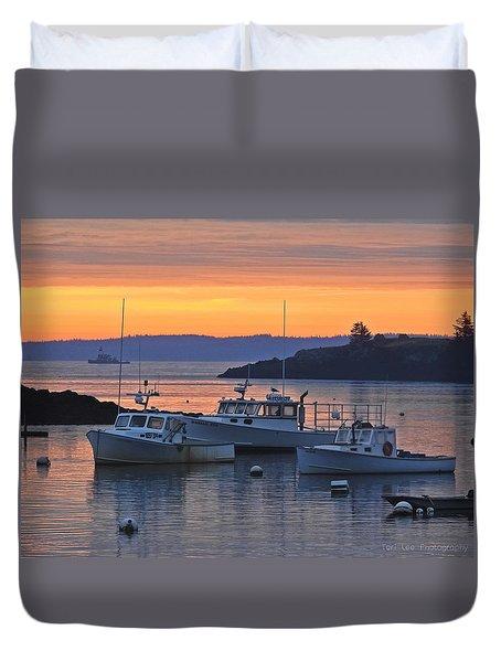 Sailors Dream Duvet Cover