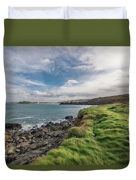 Saint Ives Duvet Cover