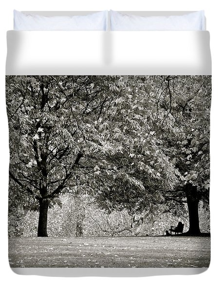 Saint James Repose Duvet Cover