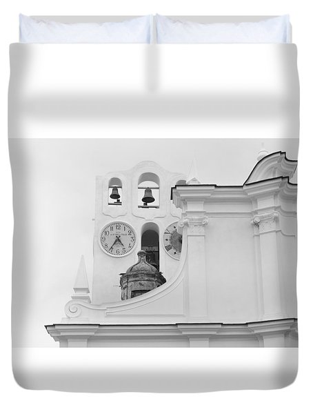 Saint Sofia Church Duvet Cover