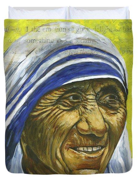 Saint Teresa Duvet Cover