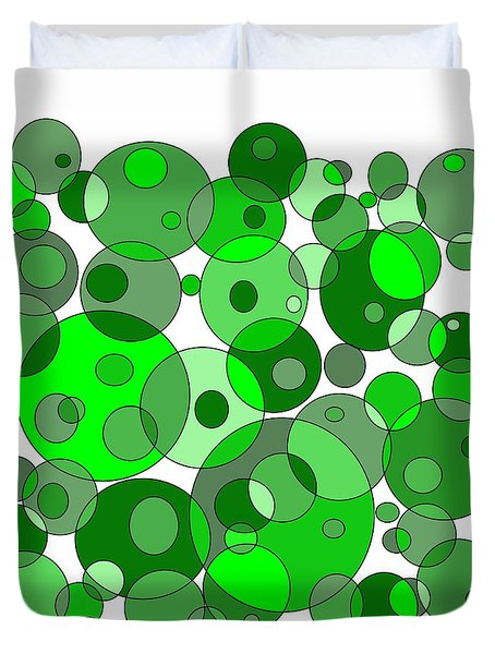 Salad Bowl Duvet Cover by Jeff Gater