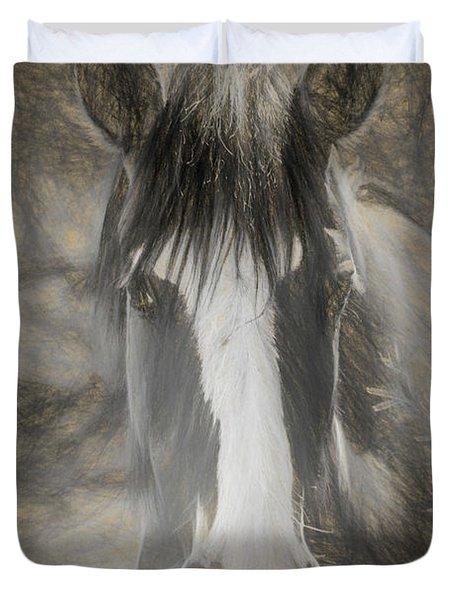 Salt River Stallion Duvet Cover