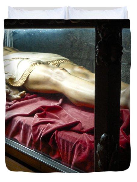 Salvador Dali Museum Church Of St.peter Duvet Cover