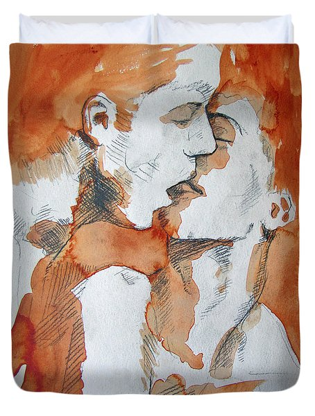 Same Love Duvet Cover
