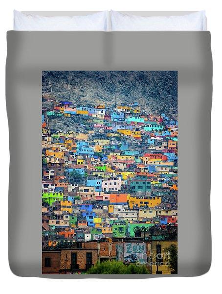 San Cristobal Duvet Cover