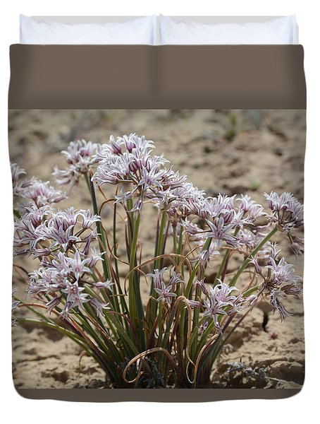 San Juan Onion Duvet Cover