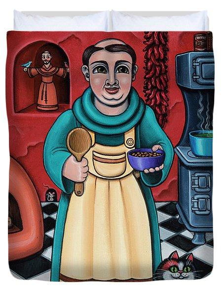 San Pascual Paschal Duvet Cover
