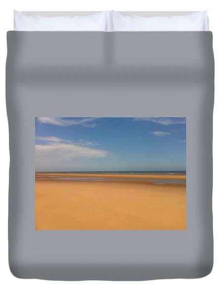 Sand #1 Duvet Cover