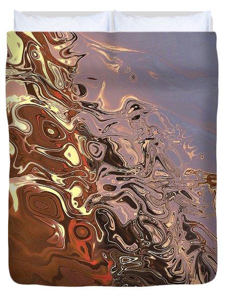 Sand Bank Duvet Cover