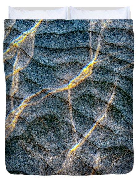 Sand Design Duvet Cover